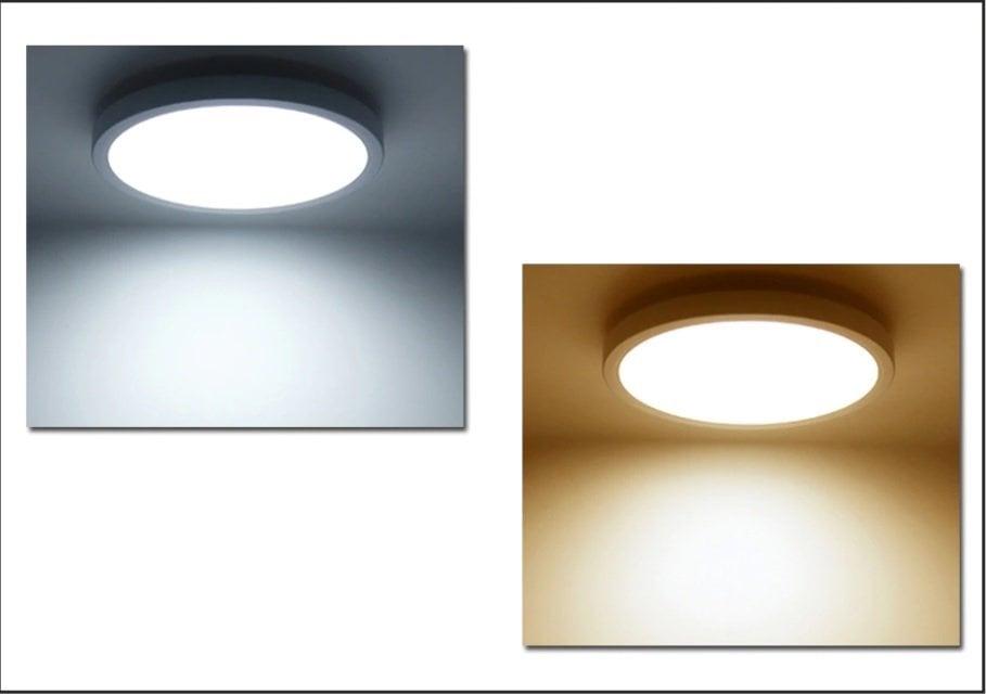 panel led ışık rengi