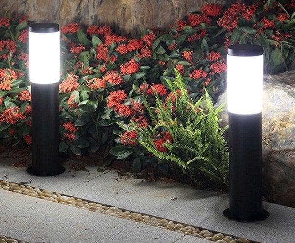bahçe armatürleri dekoratif